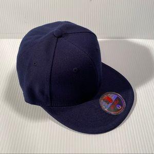 PIT BULL Fashion Hat Navy Blue, Sz 7 New